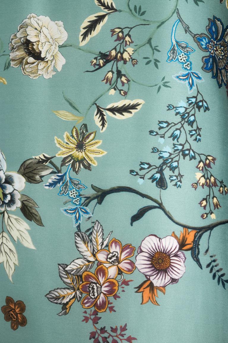 Detailansicht von Ana Alcazar Trompetenärmel Kleid Nasimy