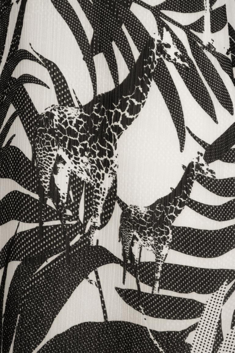 Detailansicht von Ana Alcazar A-Linien Kleid Nelda