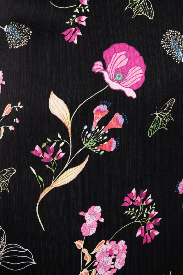 Detailed view of Ana Alcazar Maxi Dress Nissale