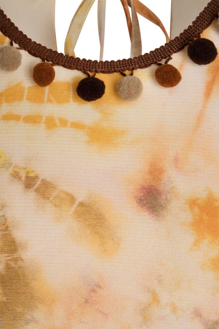 Detailansicht von Ana Alcazar A-Linien Kleid Nanuk