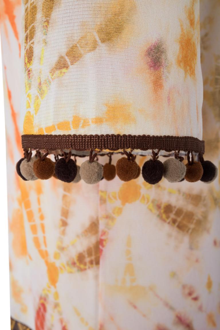 Detailansicht von Ana Alcazar Limited Edition Kurzarmkleid Nakea