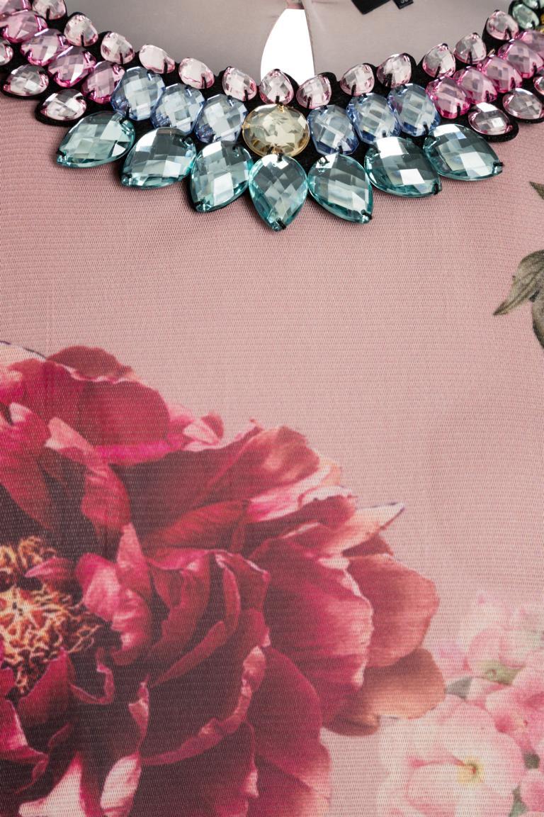 Detailansicht von Ana Alcazar Blumenkleid Niva