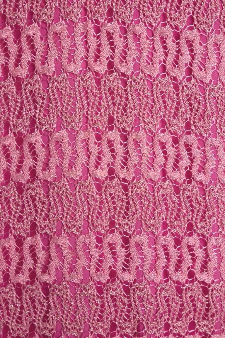 Detailansicht von Ana Alcazar Rüschenkleid Natessa