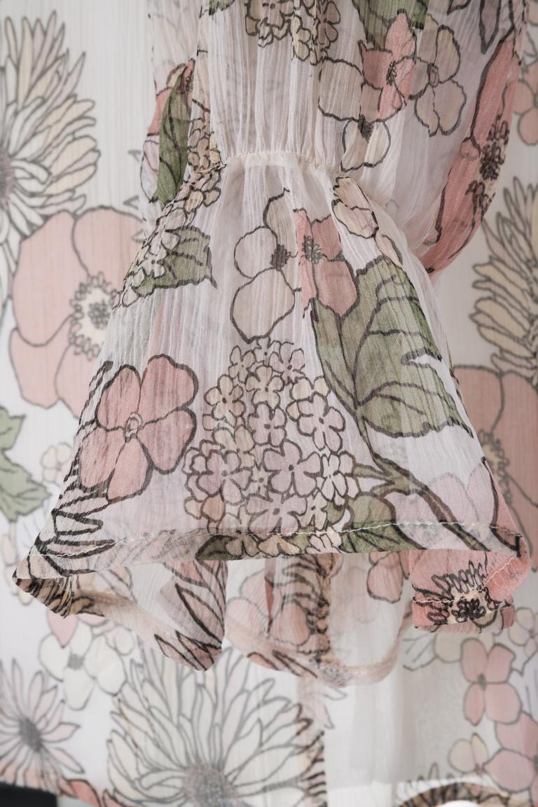 Detailansicht von Ana Alcazar Carmen Bluse Narisa