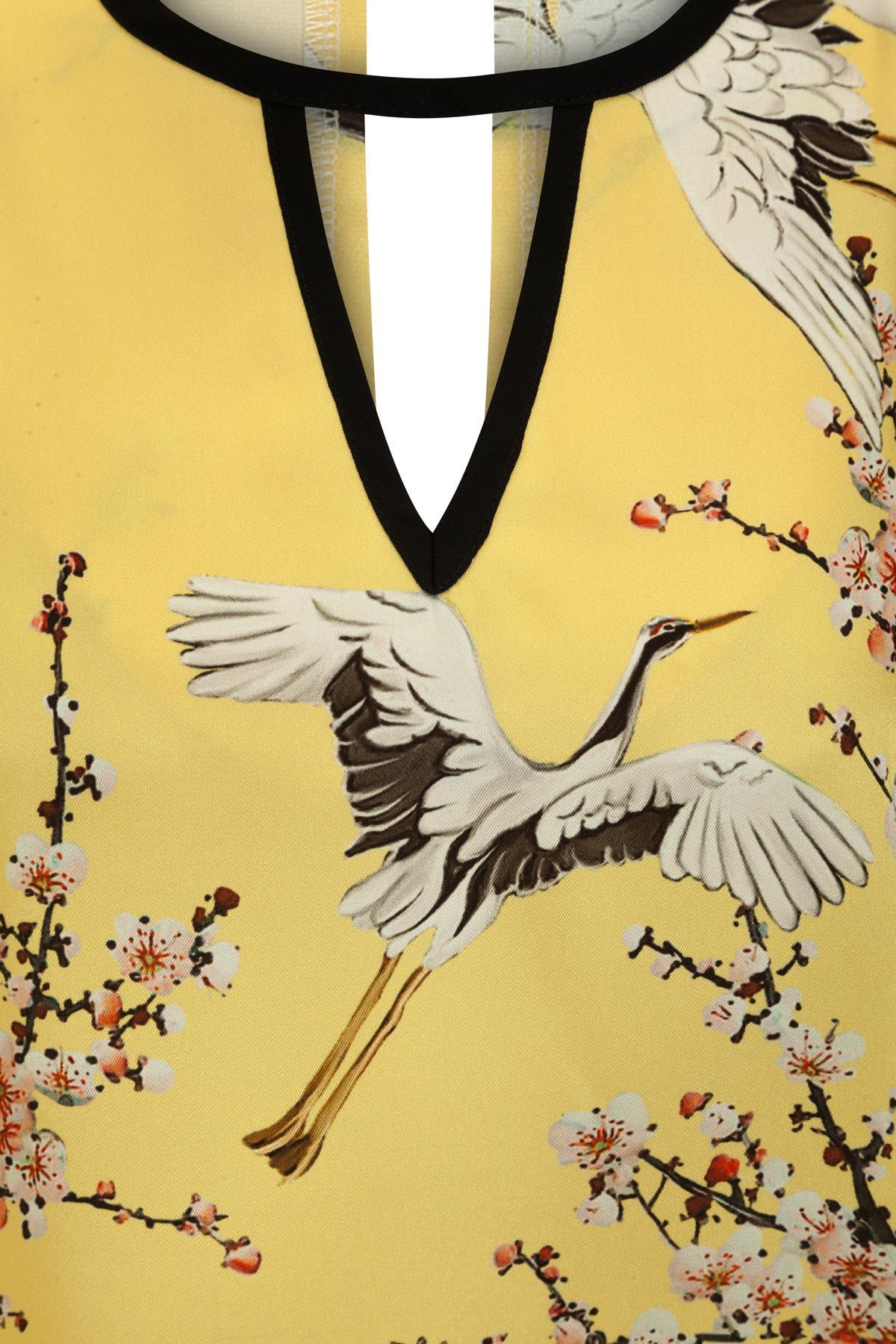 Detailansicht von Ana Alcazar Limited Edition Long Top Medini