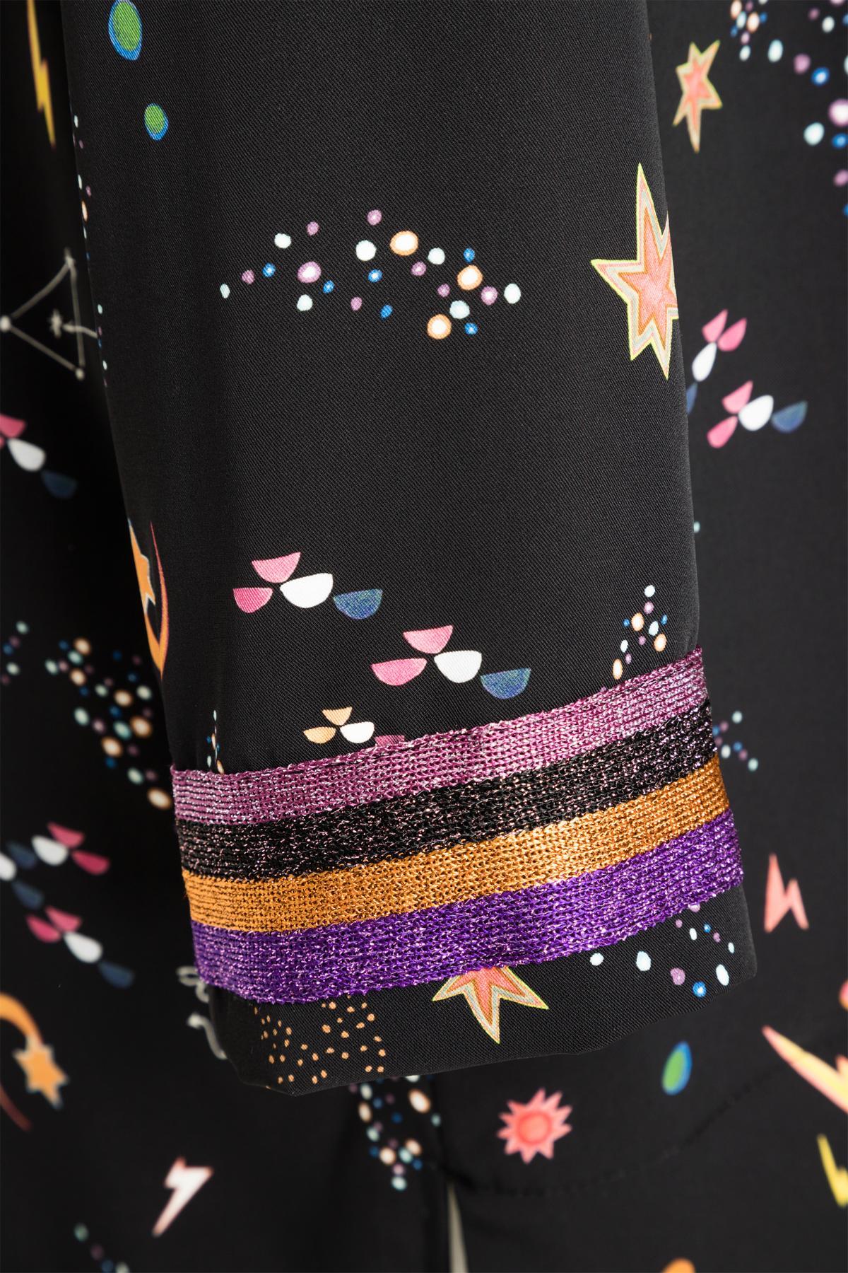 Detailansicht von Ana Alcazar LIMITED Blusenkleid Orlea