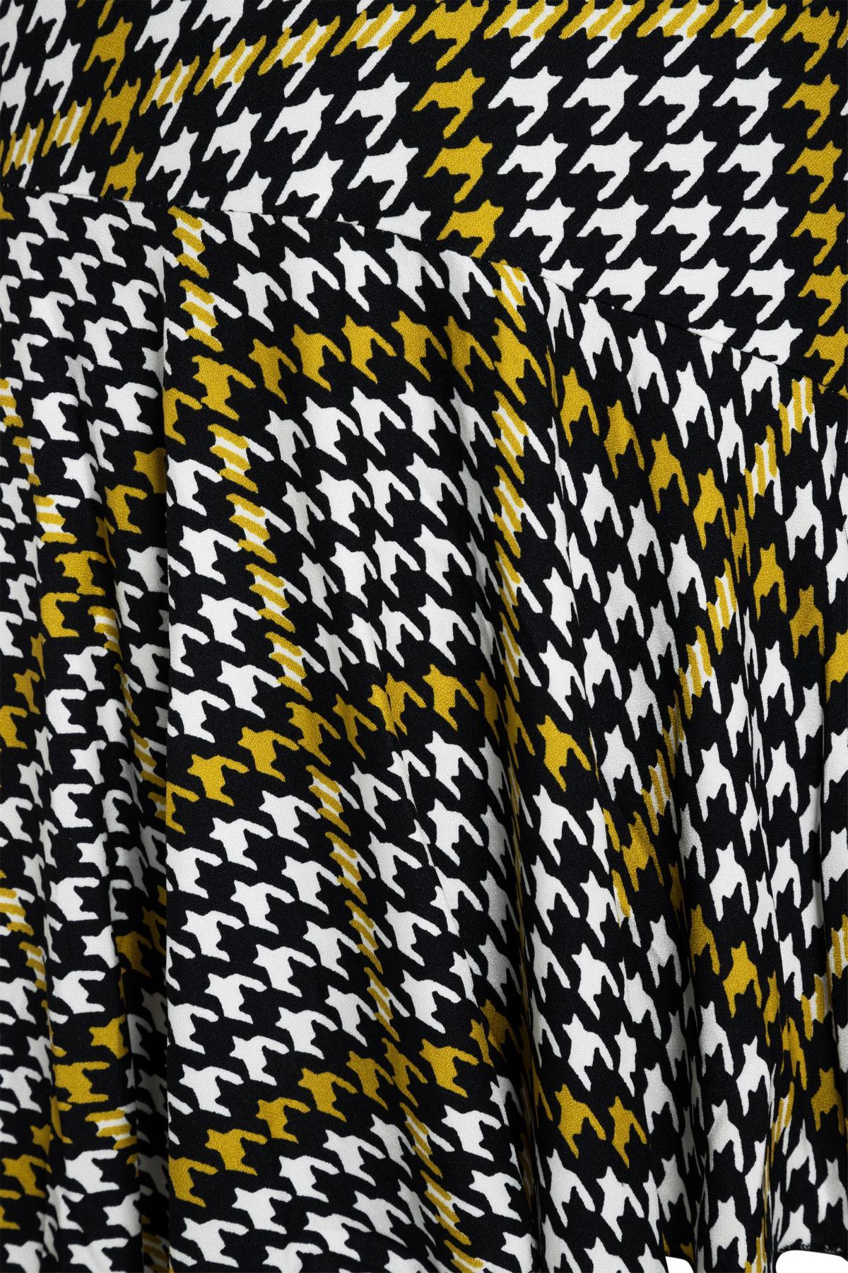 Detailansicht von Ana Alcazar Limited Asymmetrisches Kleid Omaiza