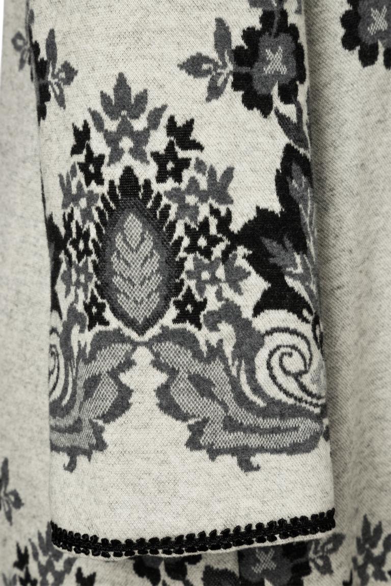 Detailansicht von Ana Alcazar Tunikakleid Perna Grey