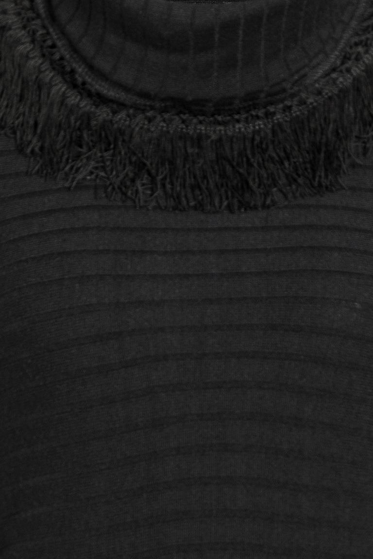 Detailansicht von Ana Alcazar Deko-Kleid Pomeny Schwaz