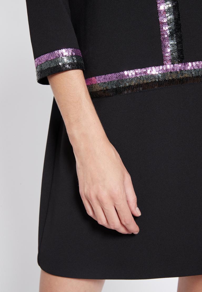 Detailansicht von Ana Alcazar Pailletten Kleid Riva