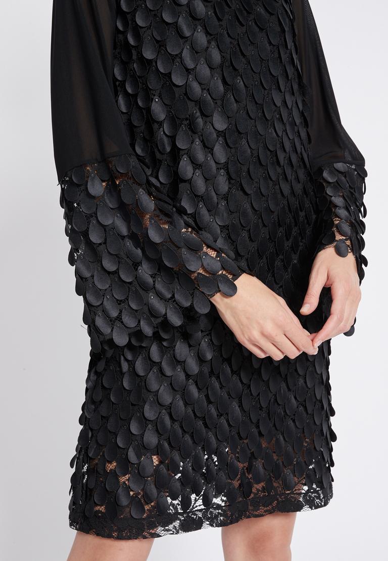 Detailansicht von Ana Alcazar Langarm Kleid Rikyas