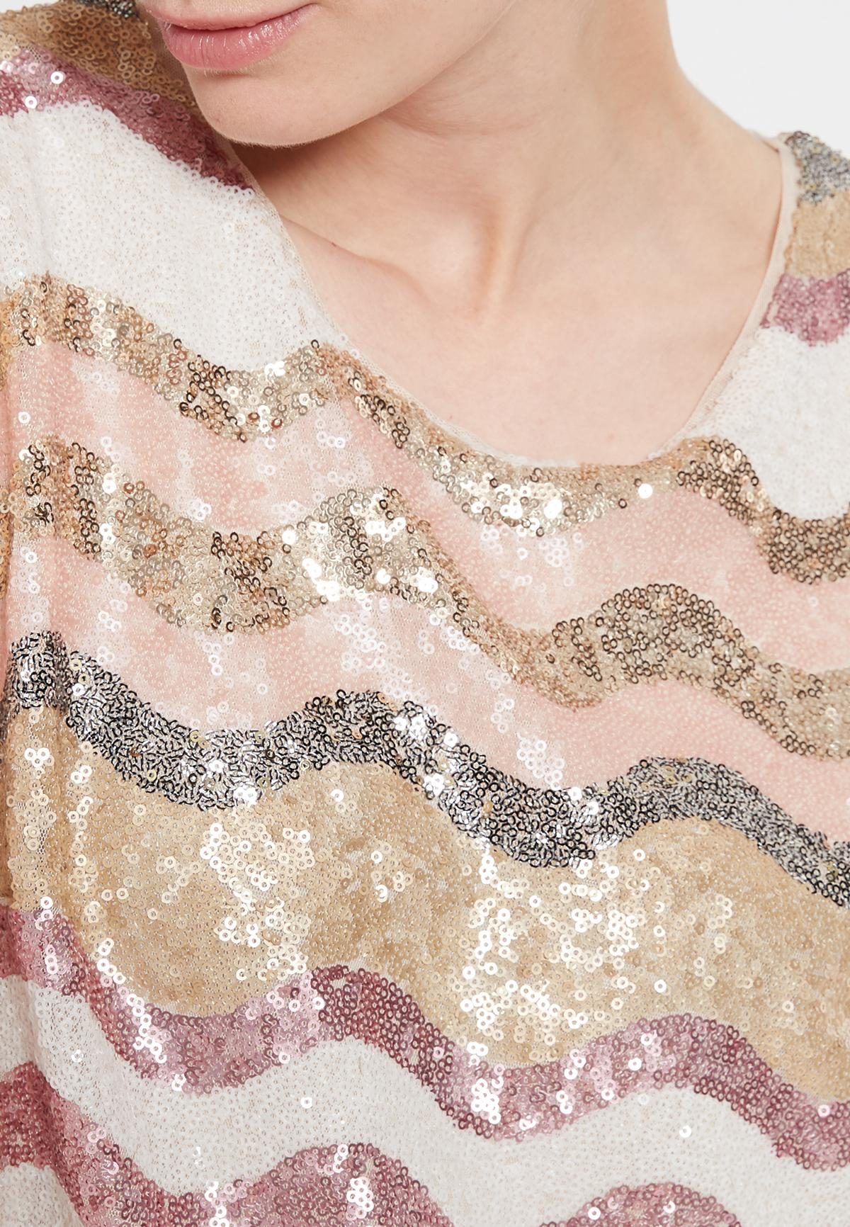 Detailansicht von Ana Alcazar A-Linienkleid Sabyla