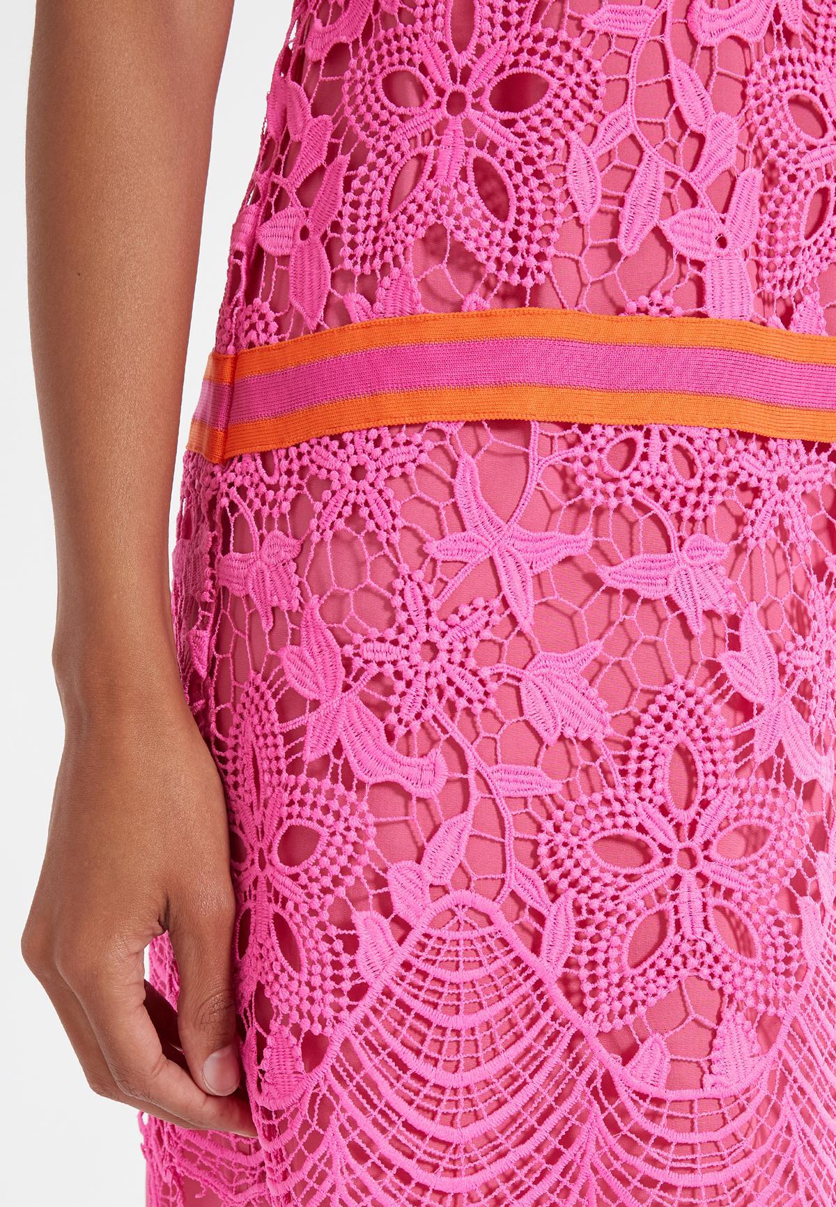 Detailansicht von Ana Alcazar Ärmelloses Kleid Sagena