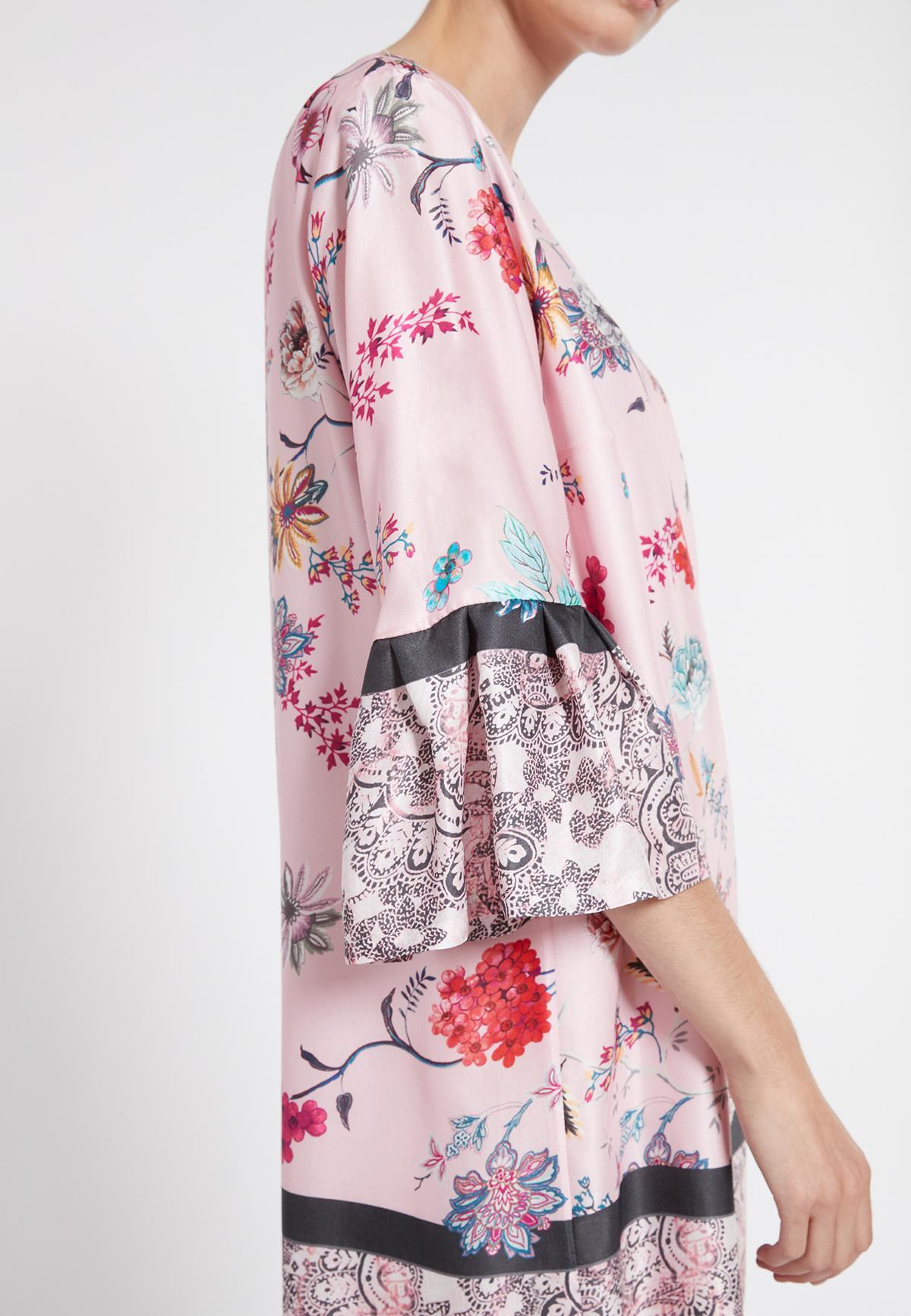 Detailansicht von Ana Alcazar Volantarm Kleid Sealys