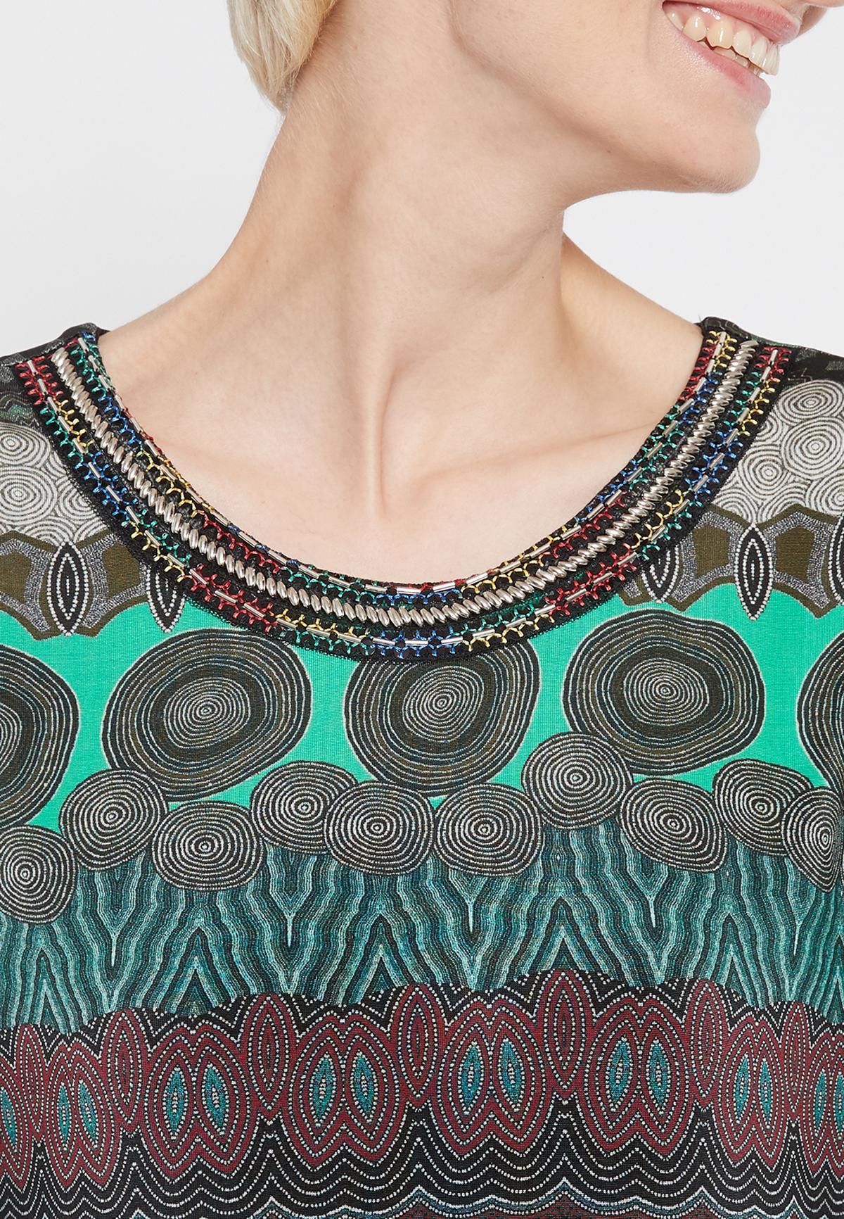 Detailansicht von Ana Alcazar Deko Kleid Sesfora