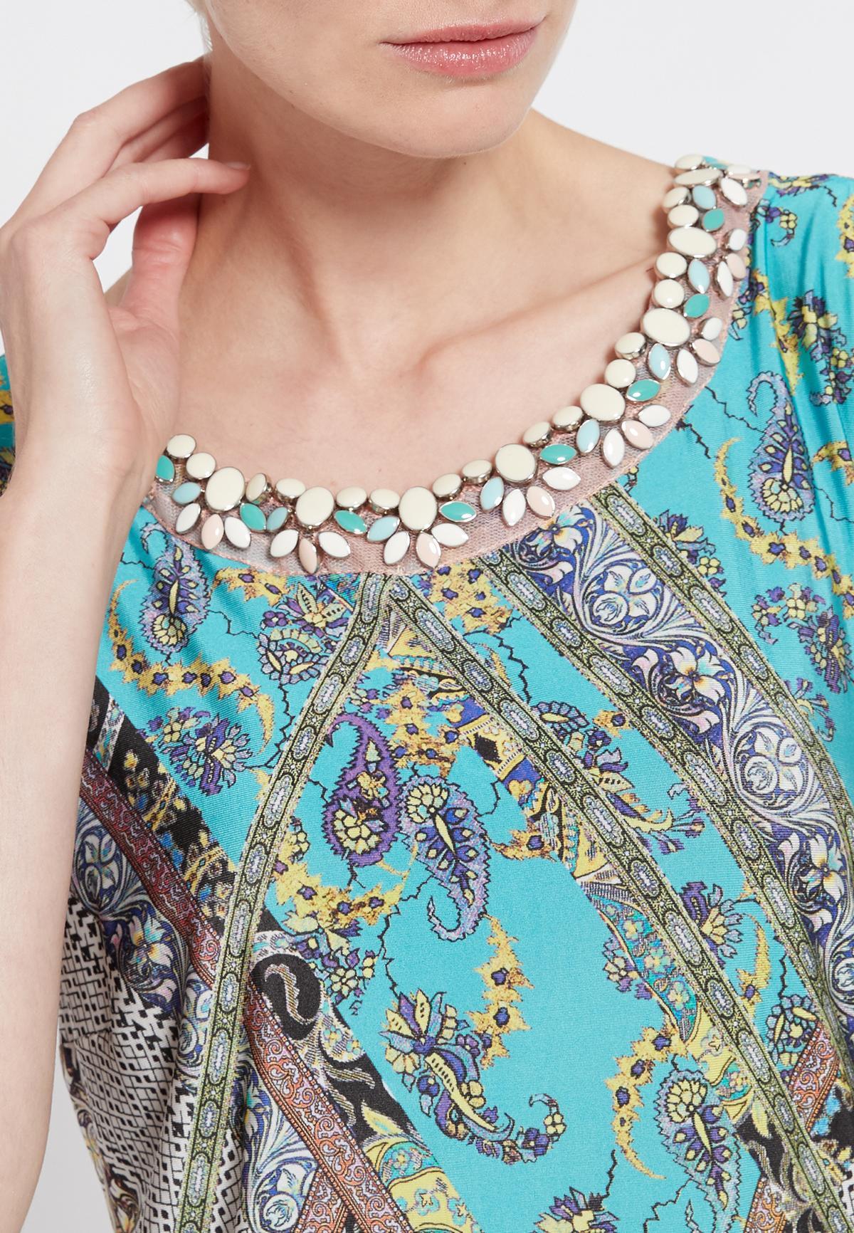 Detailansicht von Ana Alcazar Ärmelloses Kleid Setane