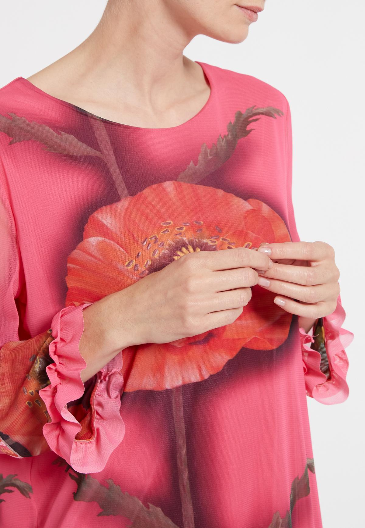 Detailansicht von Ana Alcazar Langarm Kleid Siany
