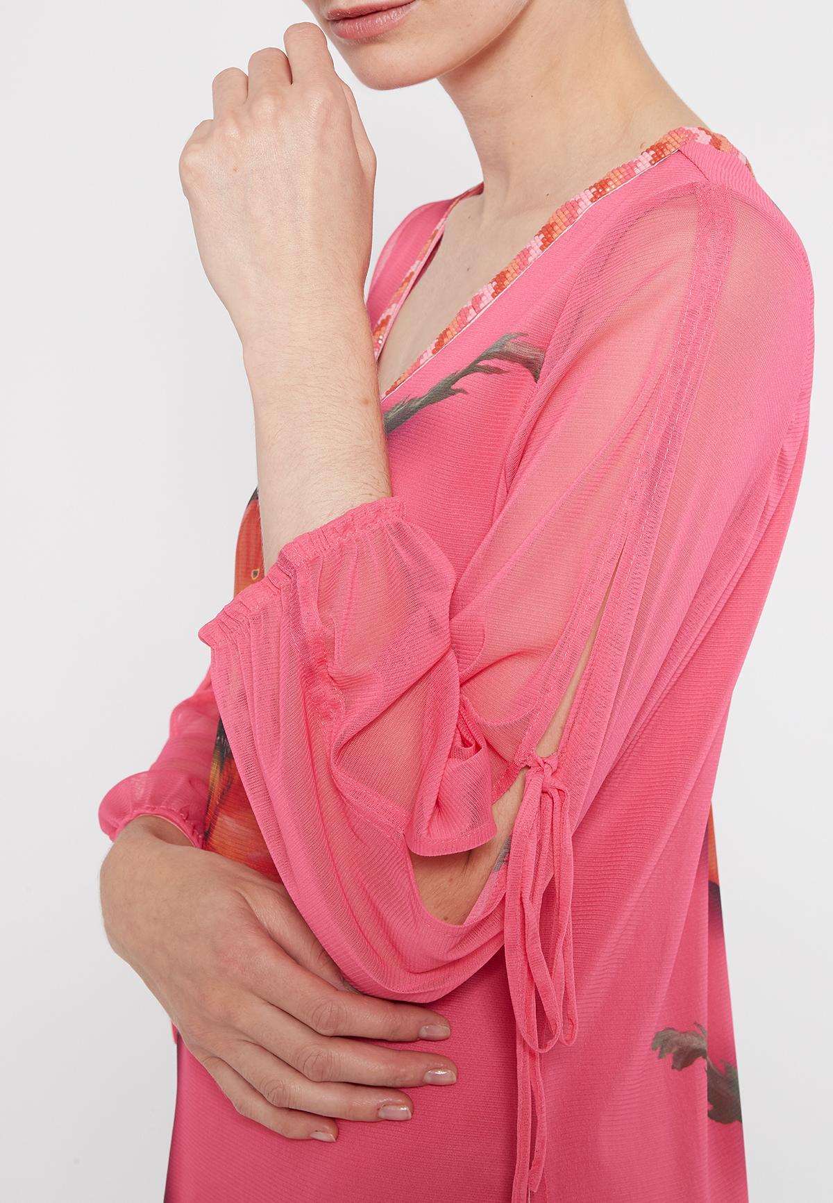 Detailansicht von Ana Alcazar Deko Kleid Siamote