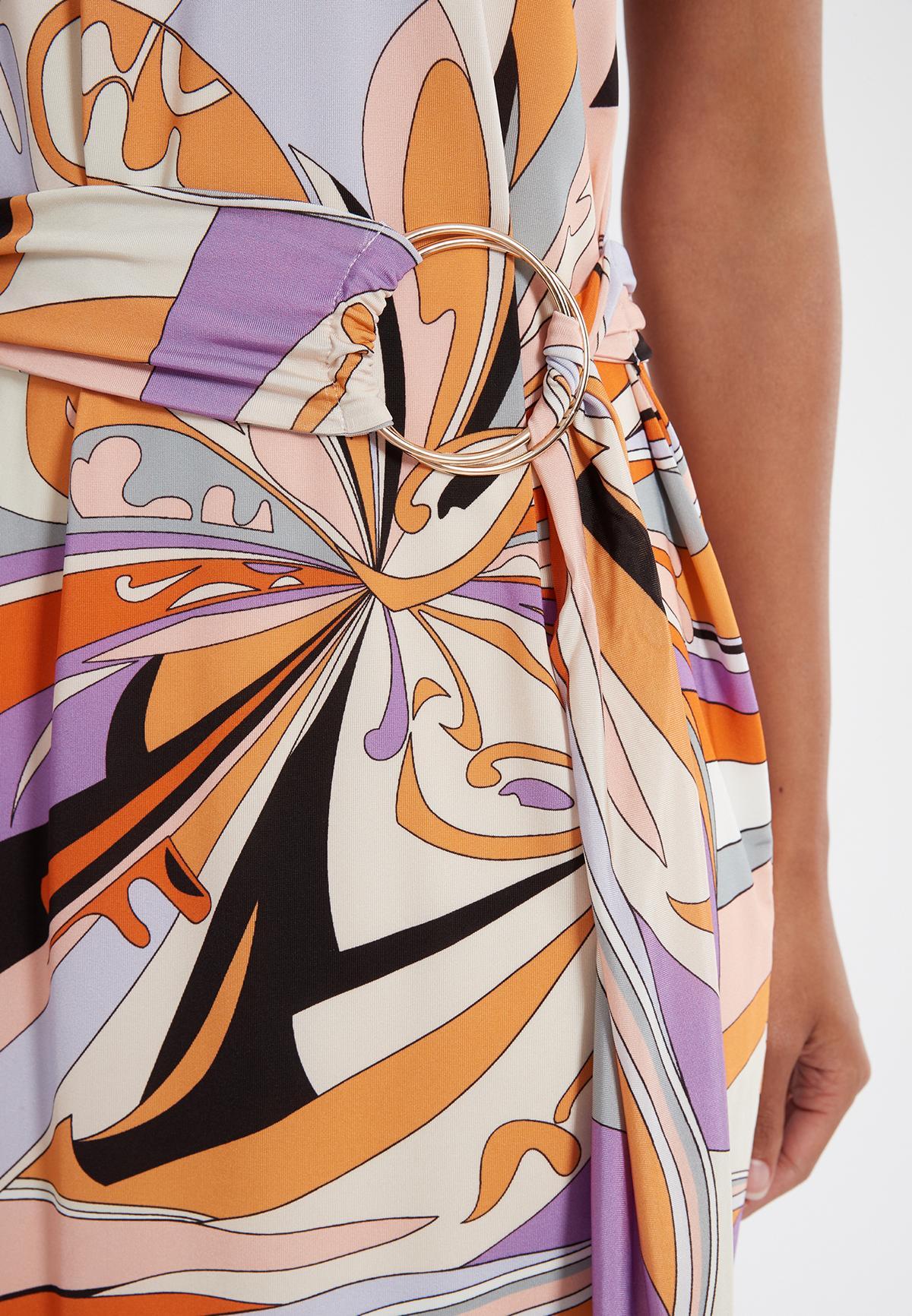 Detailansicht von Ana Alcazar Gürtel Kleid Simpla