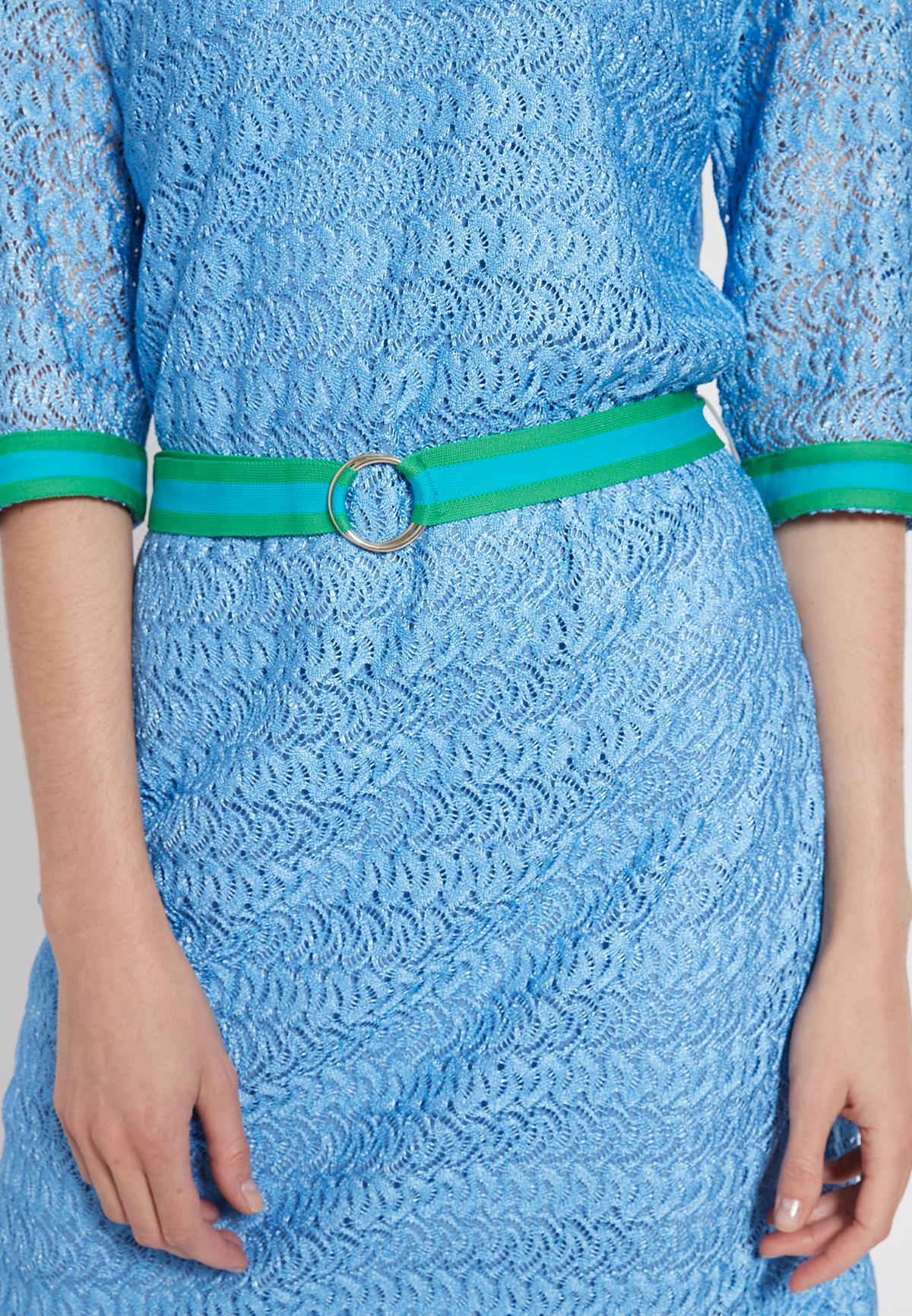 Detailansicht von Ana Alcazar Gürtel Kleid Sisofe