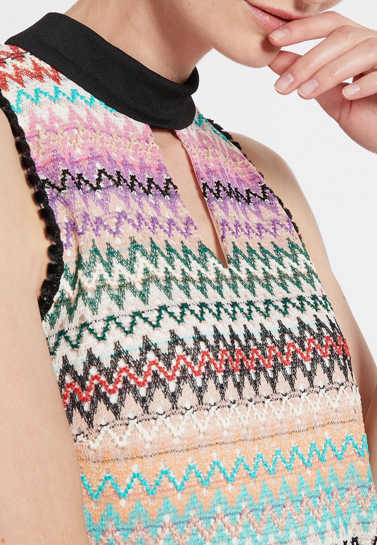 Detailansicht von Ana Alcazar Minikleid Slucky