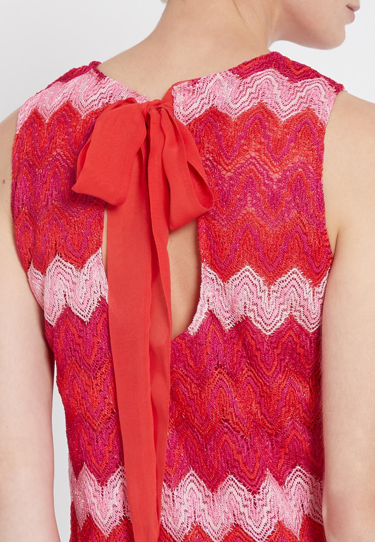 Detailansicht von Ana Alcazar Ärmelloses Kleid Soshky