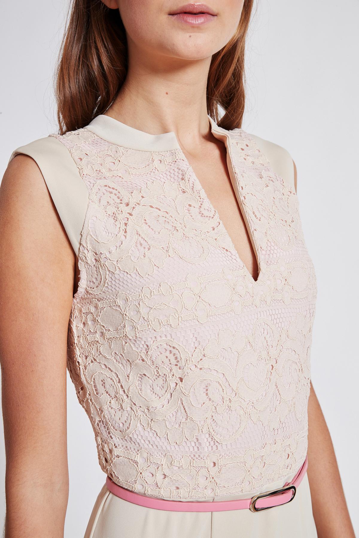 Detailansicht von Ana Alcazar Schwingendes Kleid Taggy