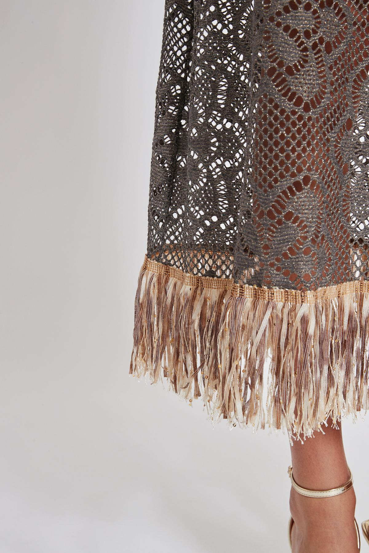 Detailansicht von Ana Alcazar Maxi Kleid Taikla