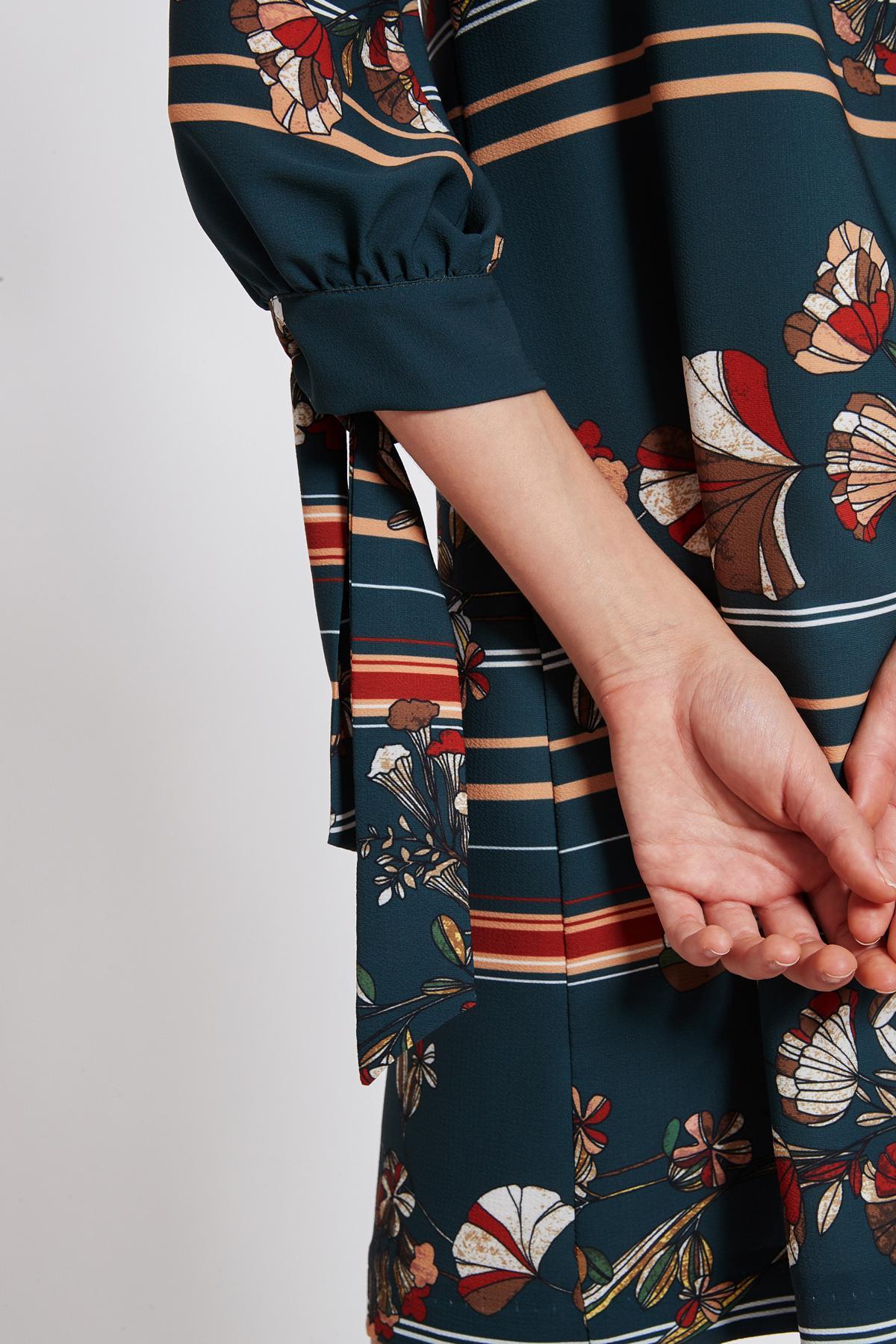 Detailansicht von Ana Alcazar Langarm Kleid Talore