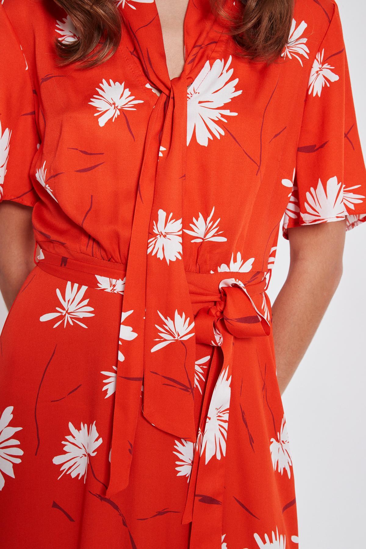 Detailansicht von Ana Alcazar Midi Kleid Taxyne