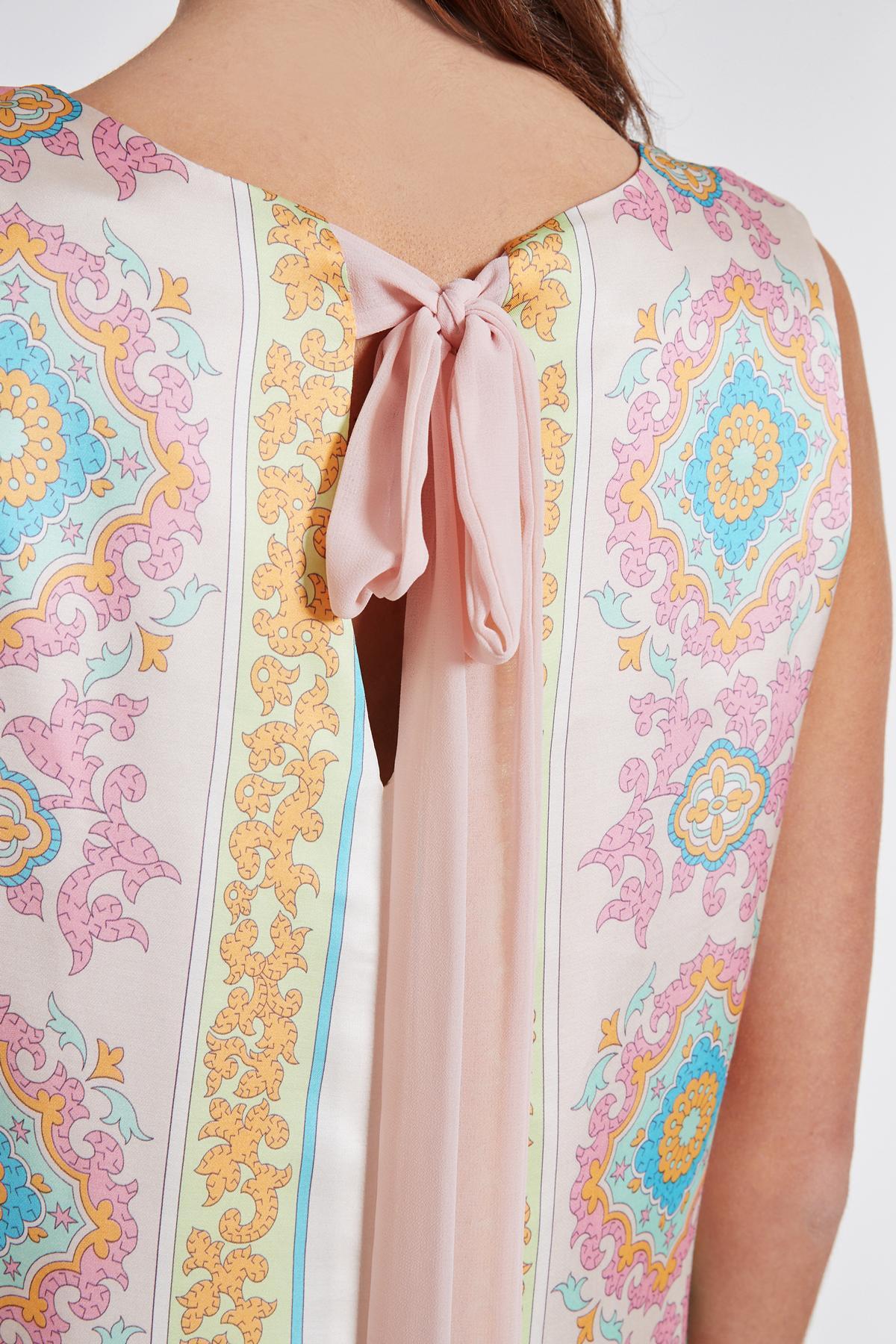 Detailansicht von Ana Alcazar Schleifen Kleid Tedora