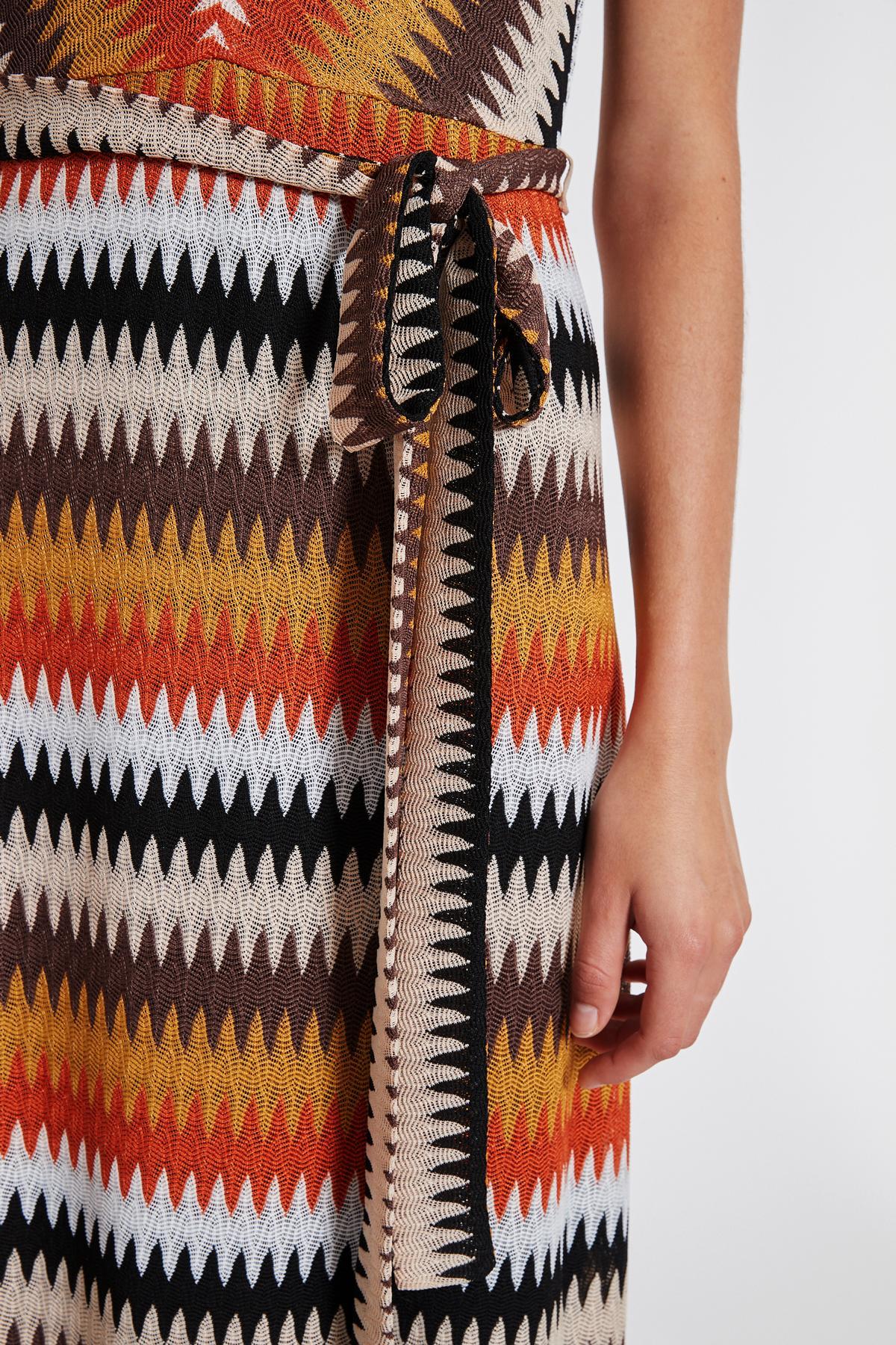 Detailansicht von Ana Alcazar Maxi Kleid Turyse