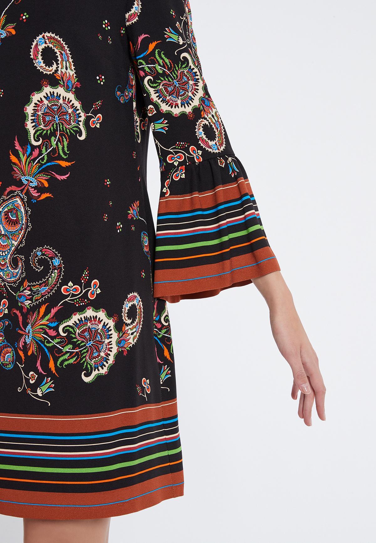 Detailansicht von Ana Alcazar Print Kleid Vadane
