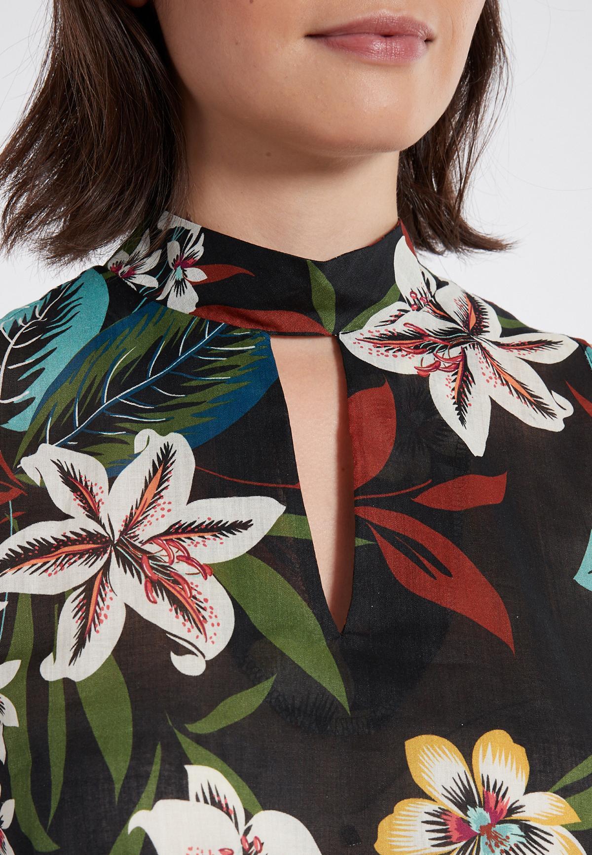Detailansicht von Ana Alcazar Top Seita
