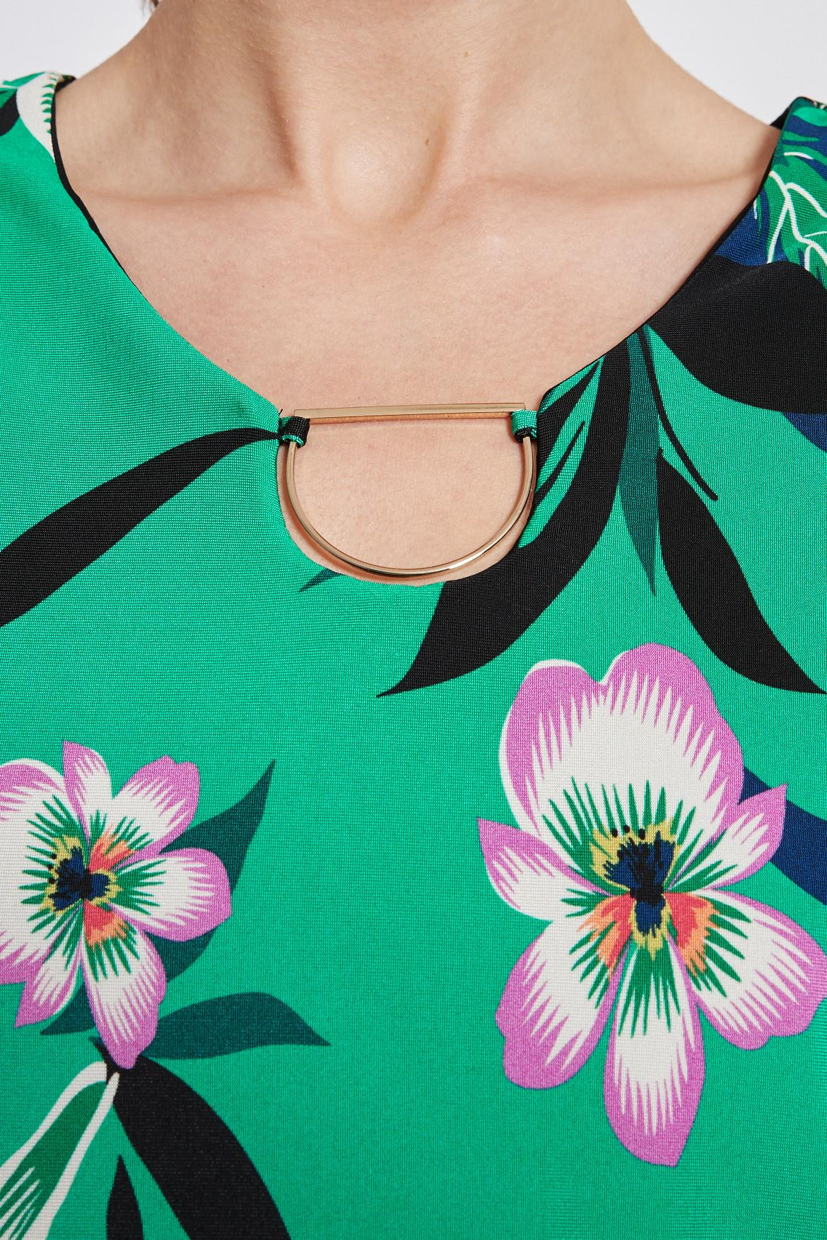 Detailansicht von Ana Alcazar Hawai Top Temora