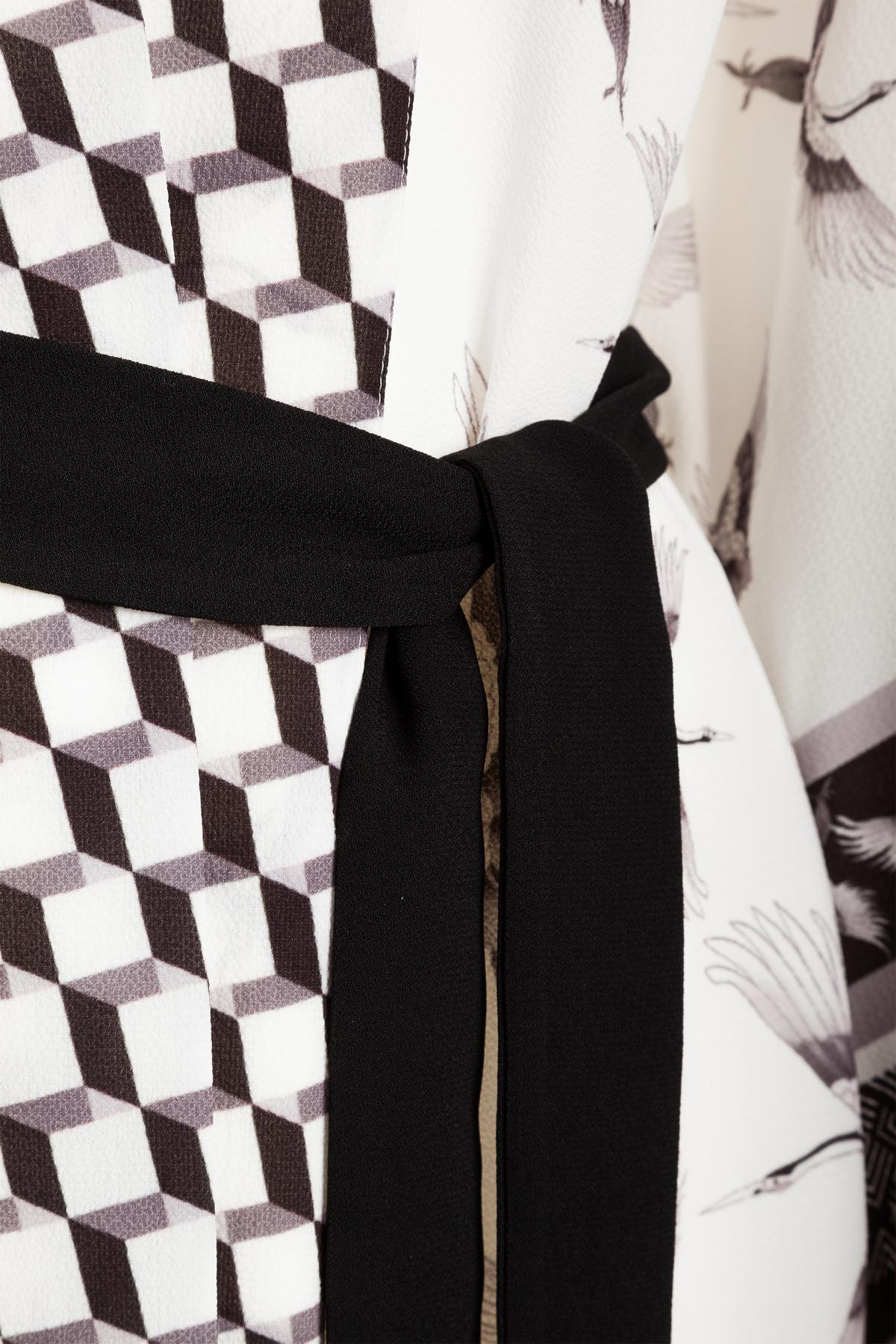 Detailansicht von Ana Alcazar Kimono Meybel White