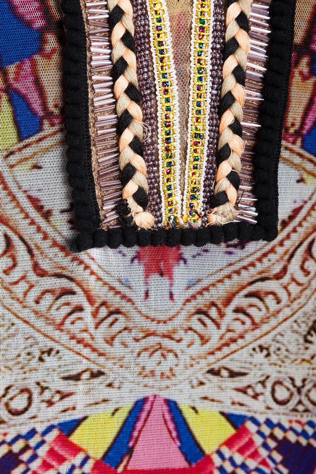 Detailansicht von Ana Alcazar Maxi Kleid Melibenas