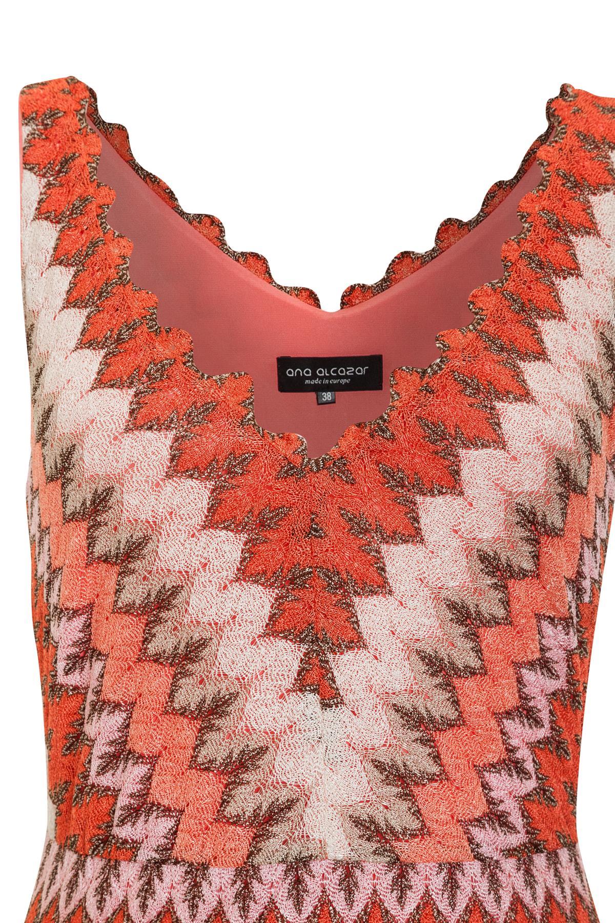 Detailansicht von Ana Alcazar Maxi Kleid Masikalys