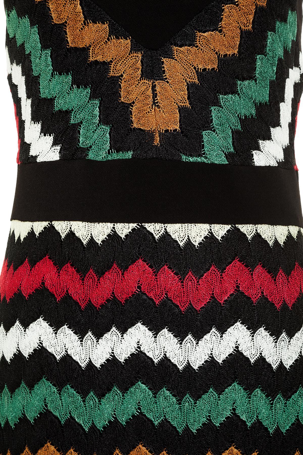 Detailansicht von Ana Alcazar Maxi Kleid Merlewana