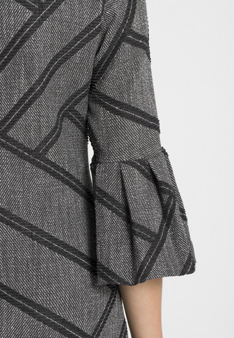 Detailansicht von Ana Alcazar A-Linien Kleid Osyka
