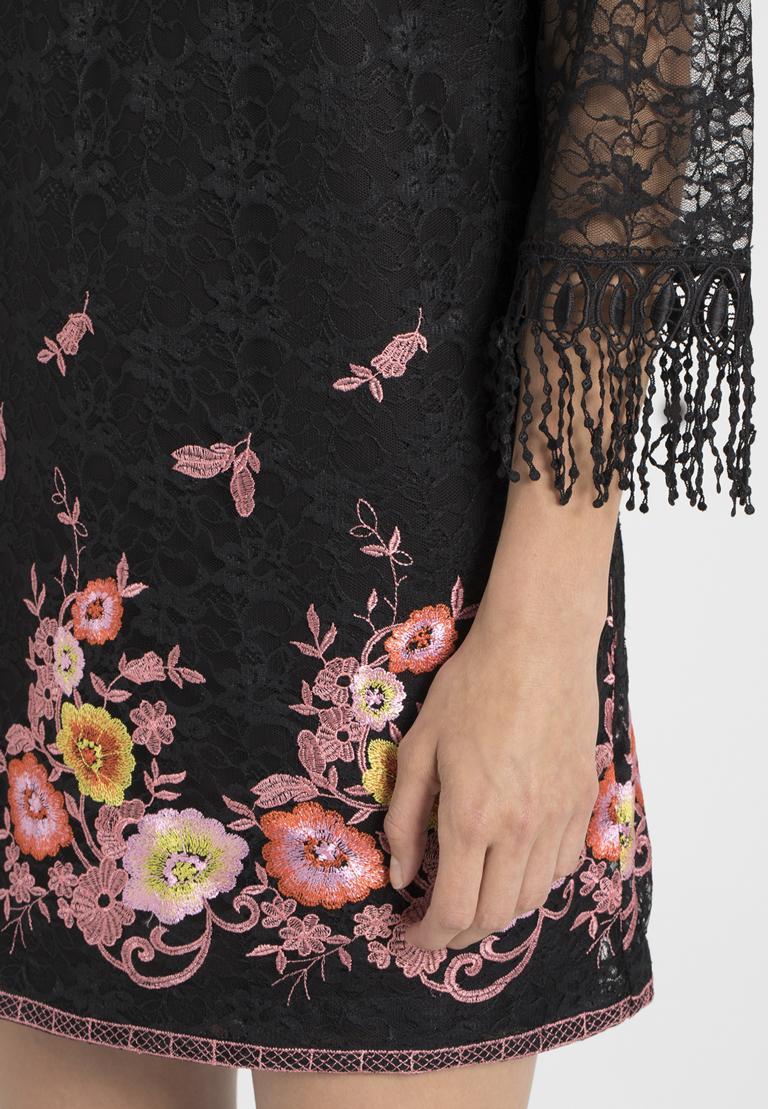Detailansicht von Ana Alcazar A-Linien-Kleid Obany