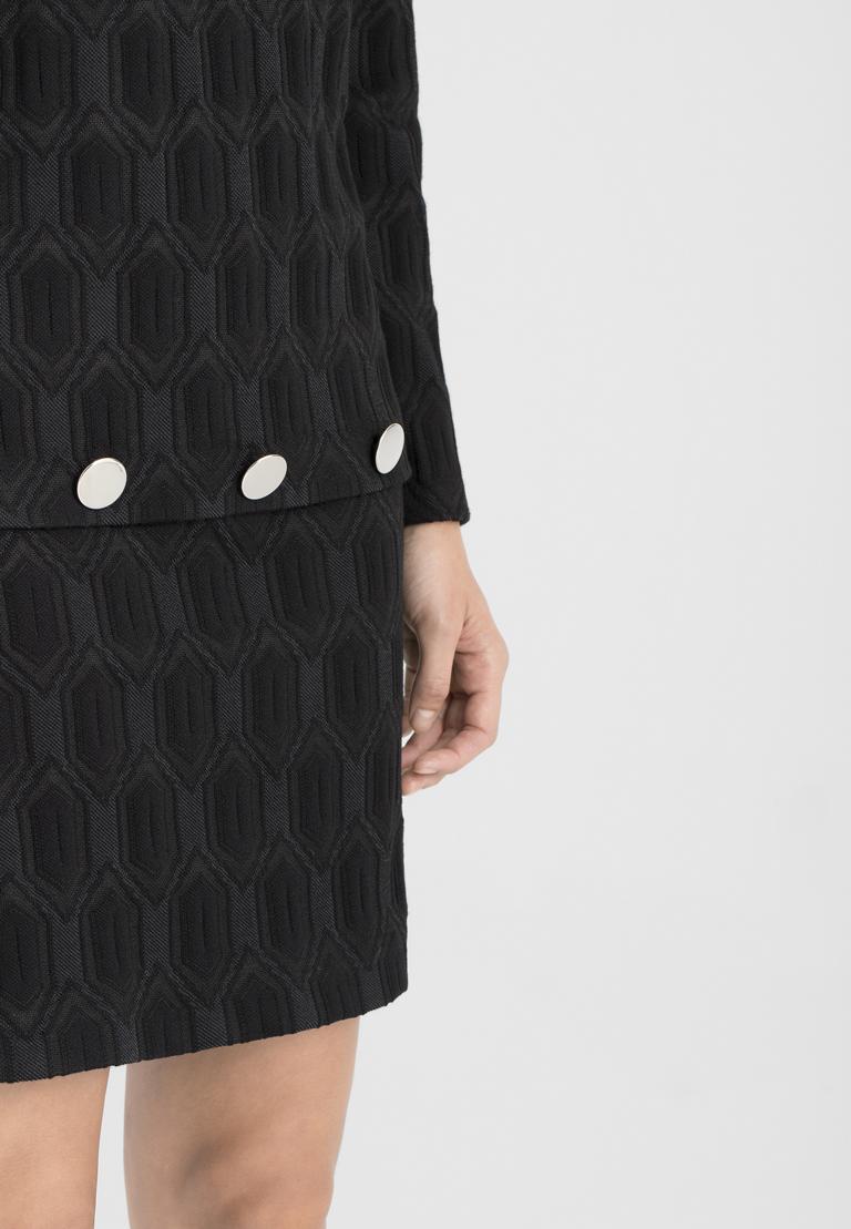 Detailansicht von Ana Alcazar  A-Linien-Kleid Omkany