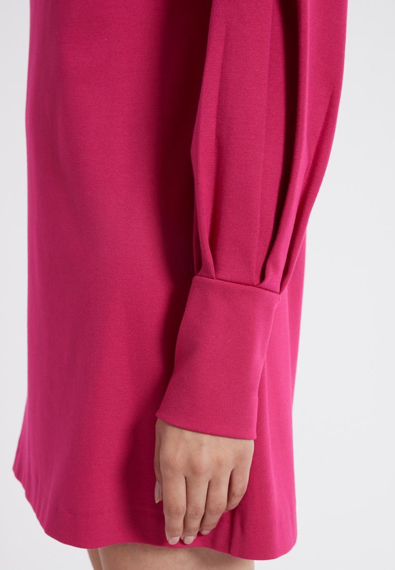 Detailansicht von Ana Alcazar Puffärmel Kleid Olisudy Pink