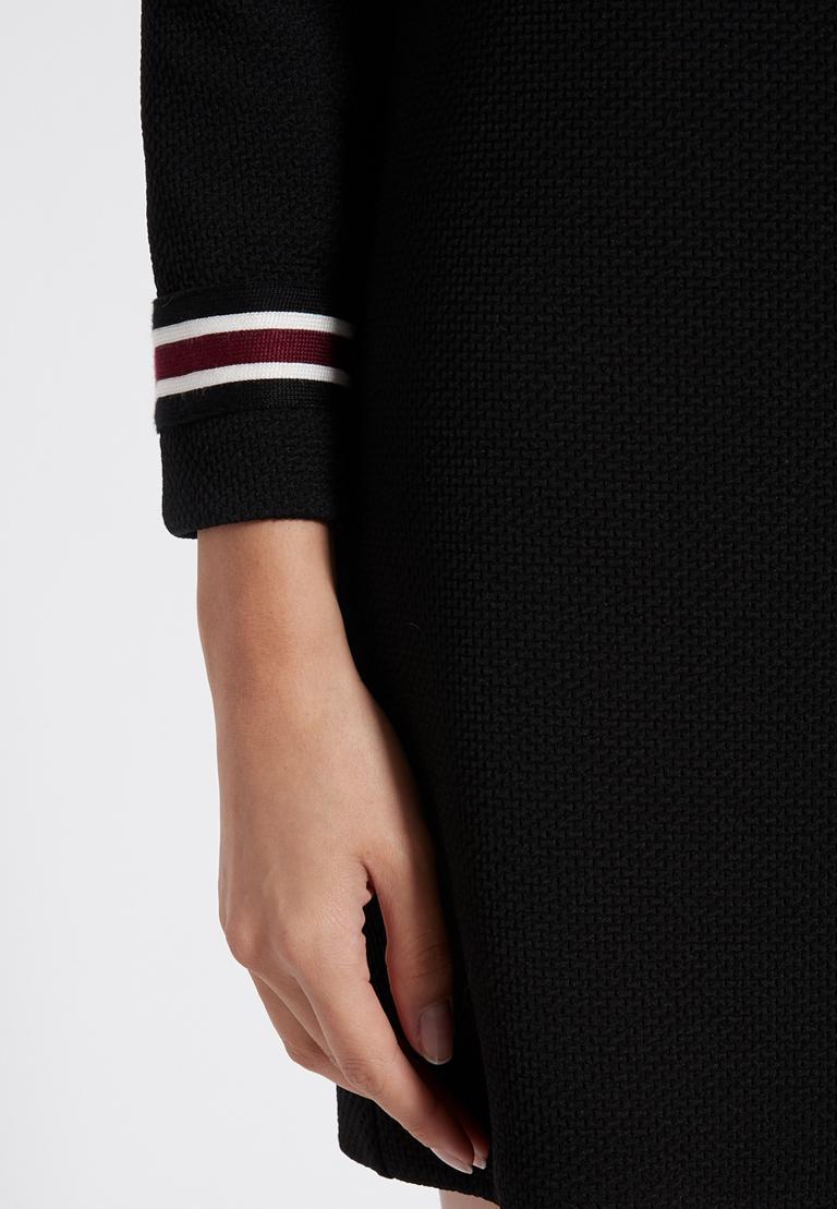 Detailansicht von Ana Alcazar Sportliches Kleid Polia Schwarz