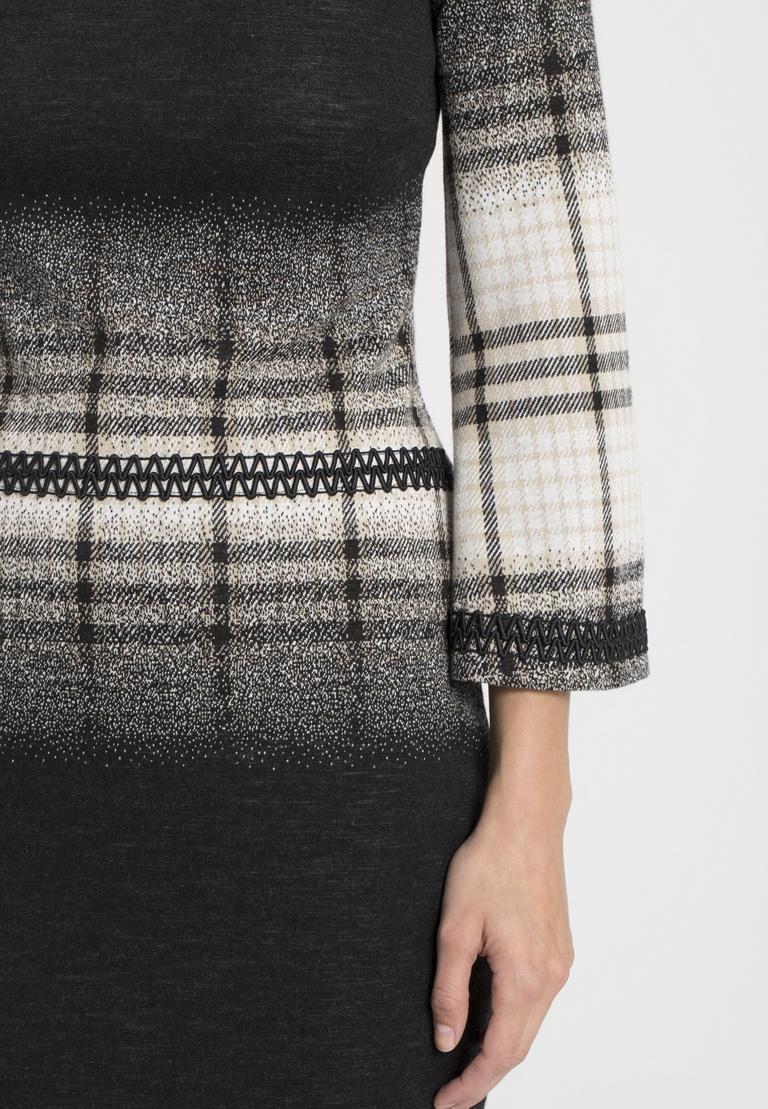 Detailansicht von Ana Alcazar Langarm-Kleid Paranda