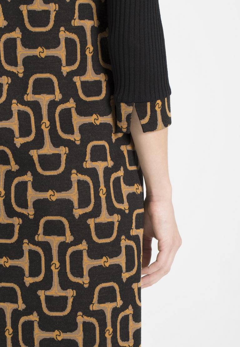 Detailansicht von Ana Alcazar Mix Kleid Petony
