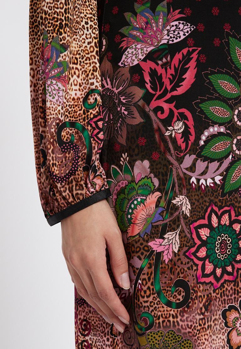 Detailansicht von Ana Alcazar Langarm-Kleid Phadary