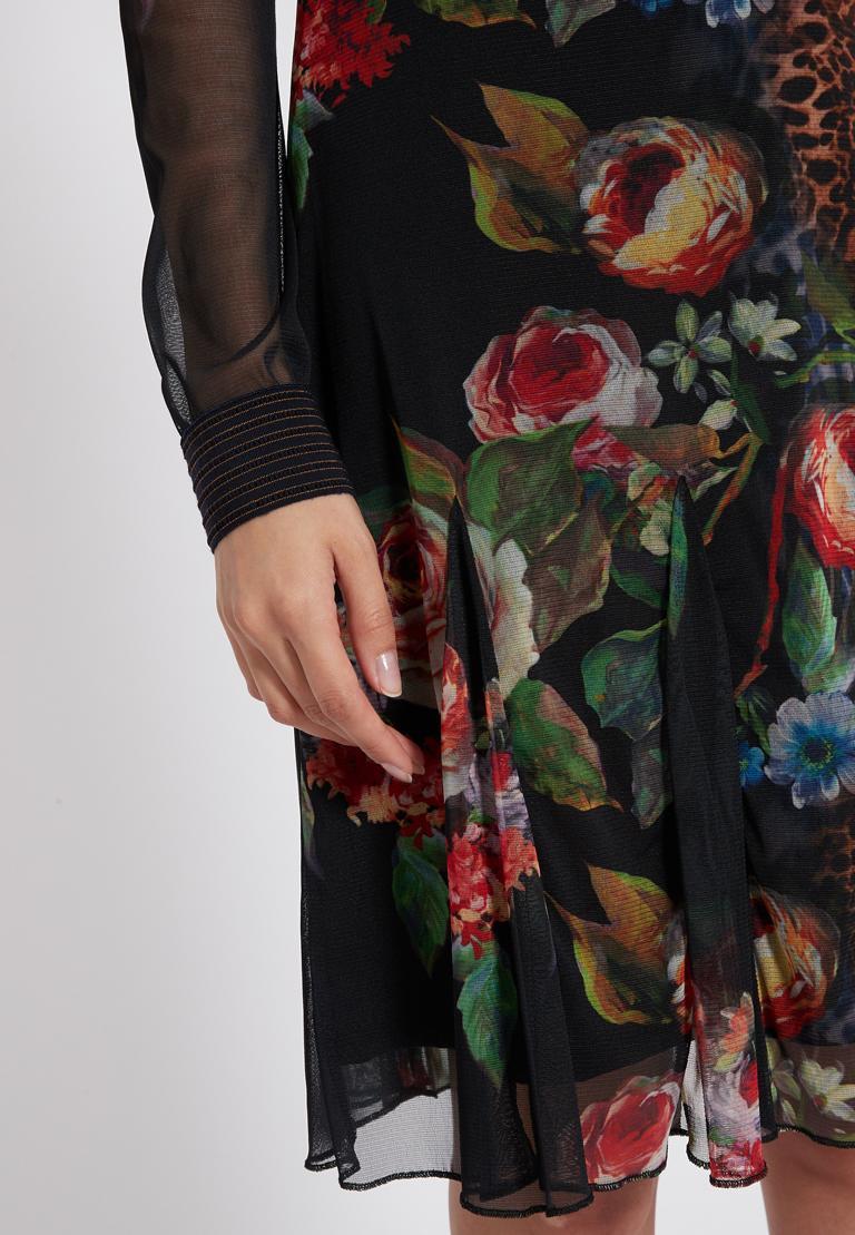 Detailansicht von Ana Alcazar Deco Kleid Phatessa