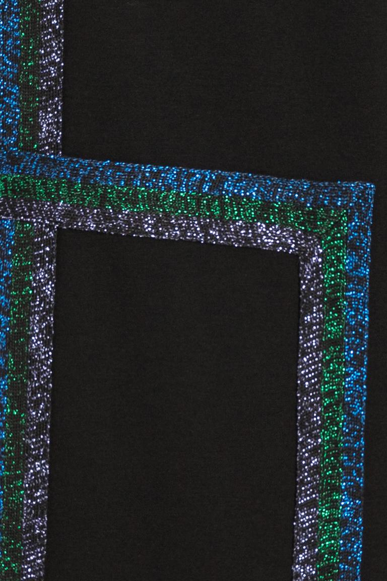 Detailansicht 2 von Ana Alcazar Lurex Kleid Penela