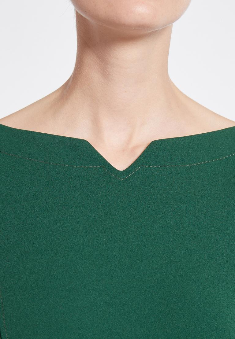 Detailansicht 2 von Ana Alcazar Weites Kleid Rosmy Grün